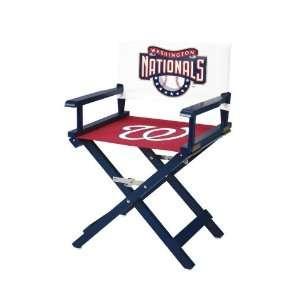 Washington Nationals Kids Folding Directors Chair