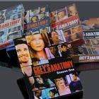 Greys Anatomy DVD set Complete Seasons 1 7 BRAND NEW