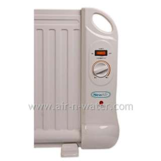 AH 400 W Best Compact Portable Electric Space Heater Oil Filled Unit