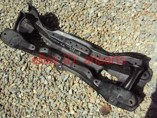 95 96 97 98 Honda Odyssey Engine Rear Crossmember OEM