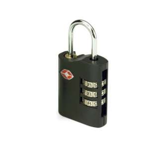 American Tourister Combination Lock Luggage