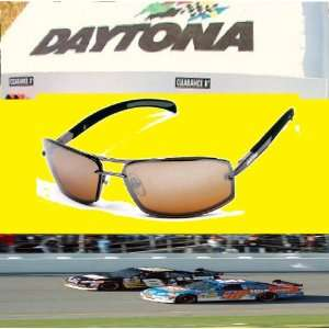 Bronze Foster Grant Daytona Fuse Driving Sunglasses with