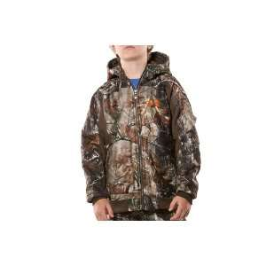 Boys Ayton Hunting Hoody Tops by Under Armour: Sports