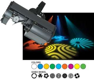 DJ X SCAN LED PLUS DMX Scanner Light Effect 640282001083