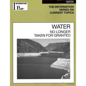 Information Plus Water, Gale Editor Textbooks