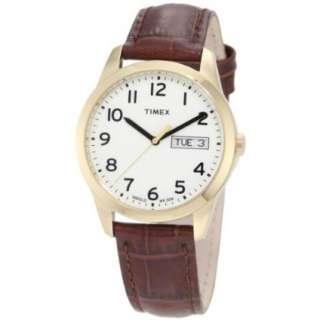 Timex Mens T2N0659J Classics Dress Strap Watch   designer shoes