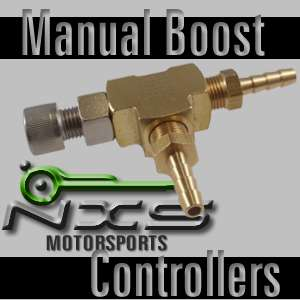NXS MBC MANUAL BOOST CONTROLLER GRAND NATIONAL BUICK GN