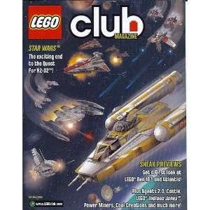 NOVEMBER DECEMBER 2009 (LEGO Club Magazine): LEGO GROUP: Books