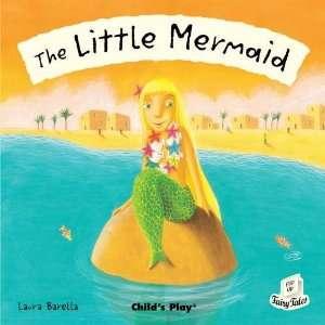 Mermaid (Flip Up Fairy Tales) (9781846433252): Laura Barella: Books