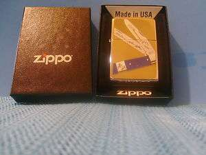175th Anniversary Zippo lighter case xx pocket knife Free ship