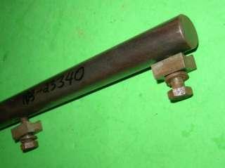 Vintage Craftsman 4 Jointer Part 103 23340 Fence Bar 6A
