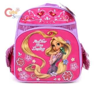 Disney Princess Tangled Rapunzel School Backpack/Bag  12 Medium