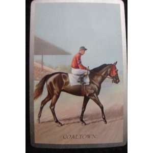 Thoroughbred Champion Race Horse Playing Cards: Everything Else
