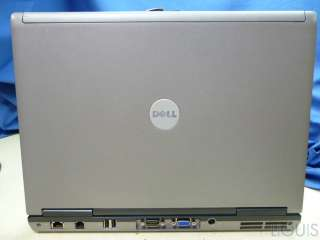 Dell Latitude D620 Dual Core 1.5GB 60GB DVD 14.0 Laptop XP Pro Loaded