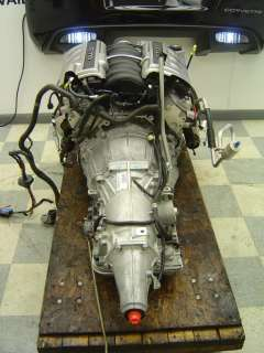 GTO LS2 Engine & 4L60E Auto Transmission 48K LS1 Dropout 6.0L