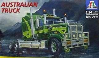 Italeri ITA 719 1/24 Western Star BIG RIG TRUCK FSMIB