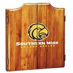 Miss Officially Licensed College Dart Board Cabinet