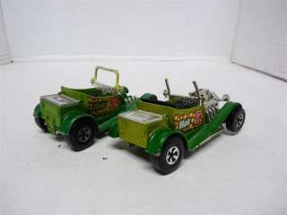 Matchbox K 50 Hot Rod Lot of 2 Diecast Model Toy Cars