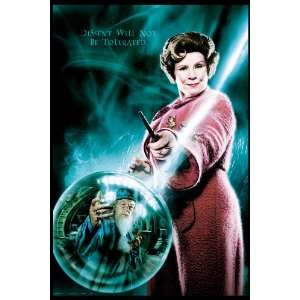 Umbridge and Albus Dumbledore, 20 x 30 Poster Print: Home & Kitchen
